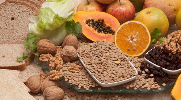 Οι φυτικές ίνες στη διατροφή σας