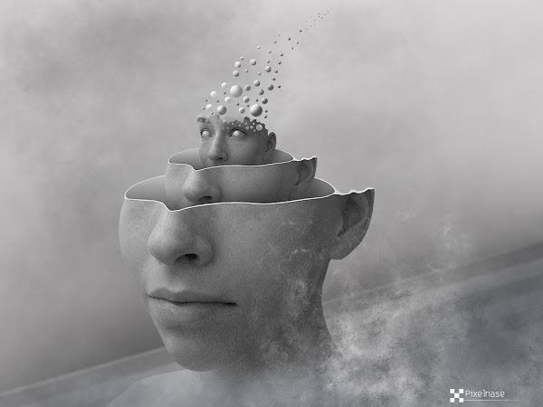 anapnoes.gr : 481458 Brain by Pixelnase Αποκαταστήστε την υγεία σας με τη δύναμη του νου σας