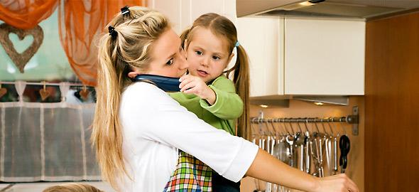 Επαγγελματίας νοικοκυρά  Η ζωή της μαμάς που δεν εργάζεται 0740544a7d1