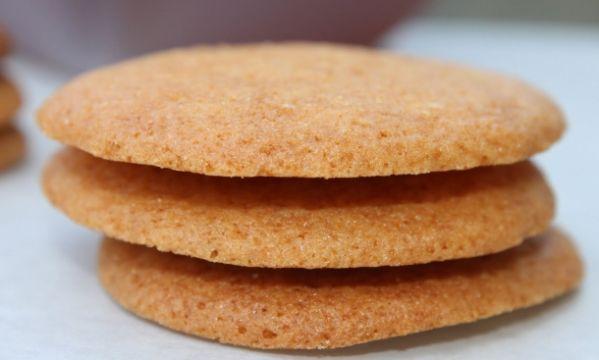 Πεντανόστιμα μπισκότα με κουάκερ