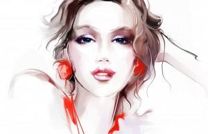 6917201-girl-portrait-art
