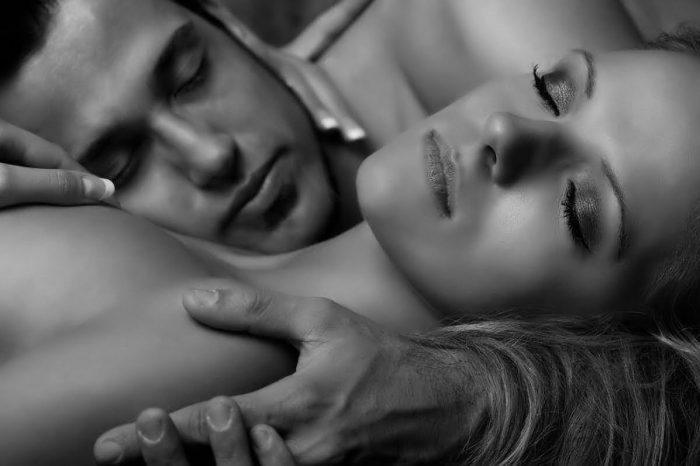 Την αγαπούσε, τον αγαπούσε. Αυτή η μόνη του όρεξη...