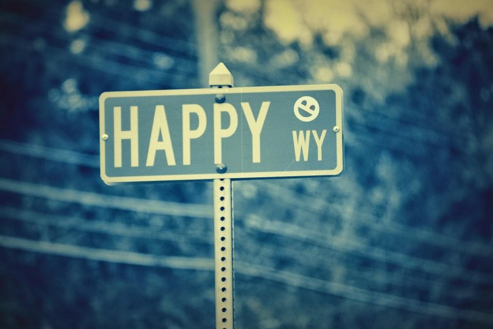 Μακάρι να είχα αφήσει τον εαυτό μου να είναι πιο ευτυχισμένος.