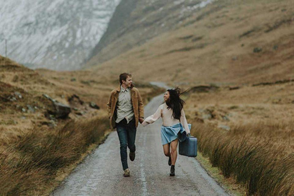 Ο έρωτας είναι κλέφτης της αλήθειας.