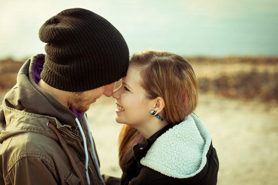 Ο πρώτος έρωτας είναι το δώρο που σου χαρίζει η ζωή.