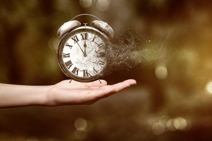 Σκέφτηκες ποτέ όλο εκείνο το χρόνο που έχασες;