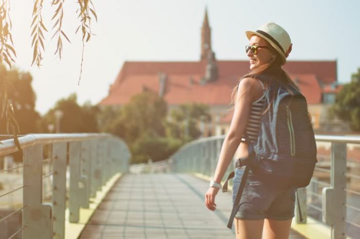 Τα ταξίδια σε βοηθούν να γνωρίσεις τον εαυτό σου.