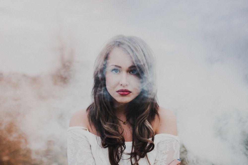 дополнительно портрет дымка на фото разных видов