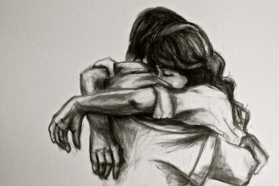 Σε βρήκα. Λίγο αργά σε αυτή τη ζωή μα σε βρήκα.