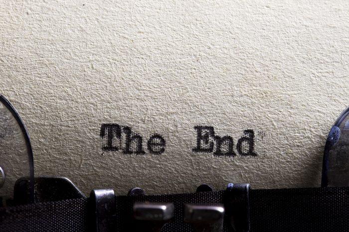 Το πραγματικό τέλος θα το νιώσεις όταν δε θα αισθάνεσαι πια.