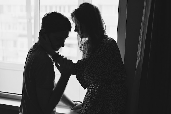 Βιάστηκα να σε βαφτίσω έρωτα.