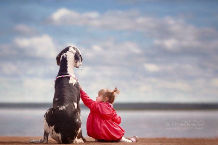 Αν κάνεις δεύτεροπαιδί για να κρατά συντροφιά στο άλλο, πάρε σκύλο.