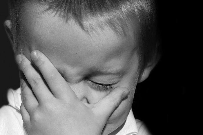 Σε καμία παιδική, αθώα ψυχούλα δεν αξίζει να πονάει...